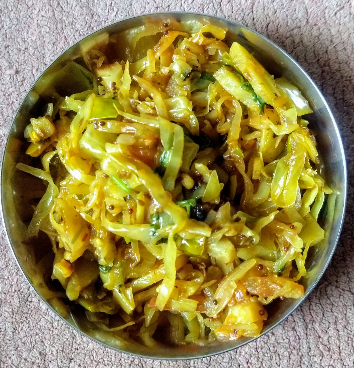 Delicious Cabbage-by-Rasoirecipes