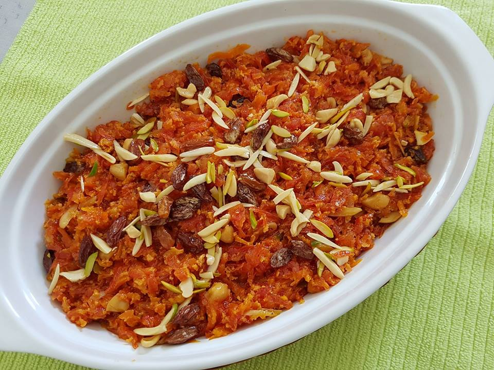 Gajar Halwa-by-Rasoirecipes