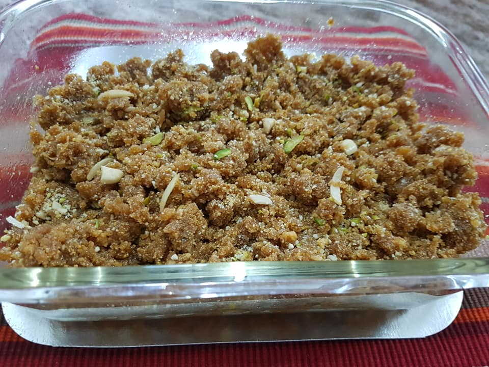 Anjeer halwa recipe-by-Rasoirecipes