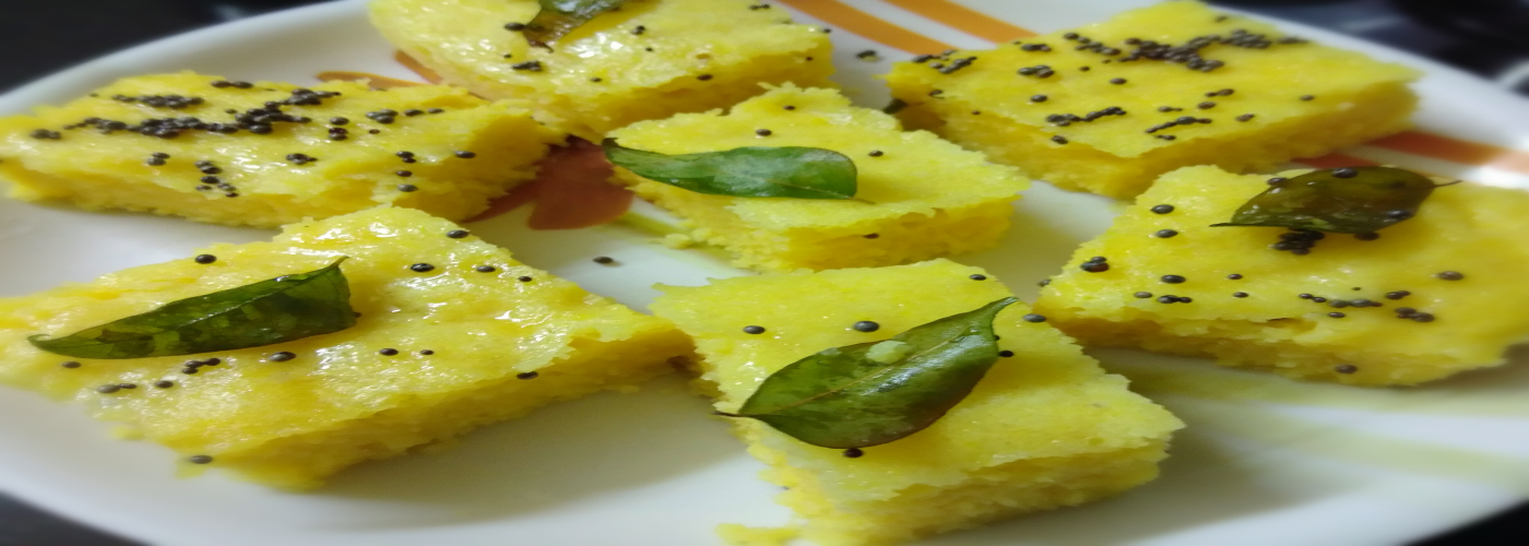 Authentic Gujarati Dhokla Recipe Breakfast